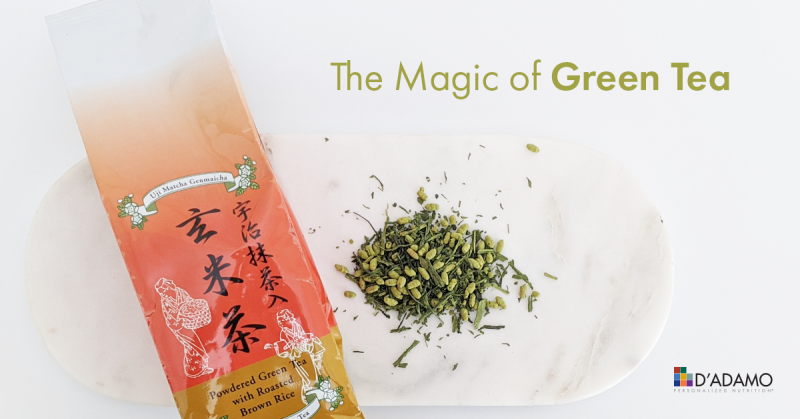 The Magic of Green Tea