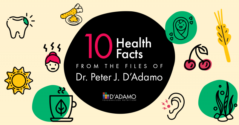 10 Health Facts